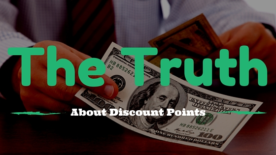 The Truth about Discount Points: Are They Really Advantageous?