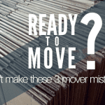 Mover Mistakes