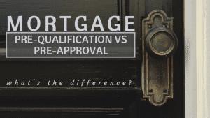 pre-approval vs pre-approved